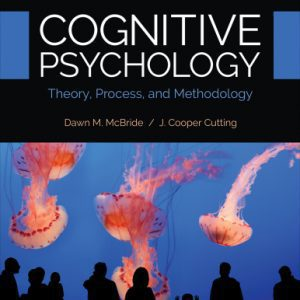 Cognitive Psychology: Theory|Process|and Methodology