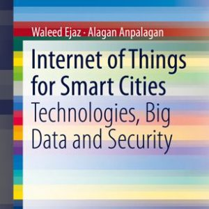 اینترنت اشیا | Internet of Things for Smart Cities
