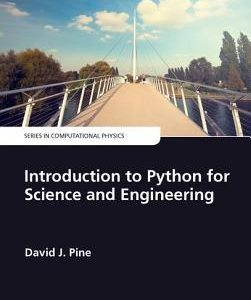 کتاب پایتون Python for Science and Engineering