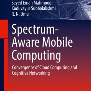 Spectrum-Aware Mobile Computing
