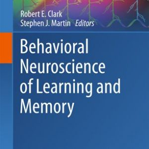 کتاب یادگیری و حافظه| Behavioral Neuroscience of Learning and Memory